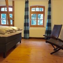Das Schlafzimmer der Eifel Finca
